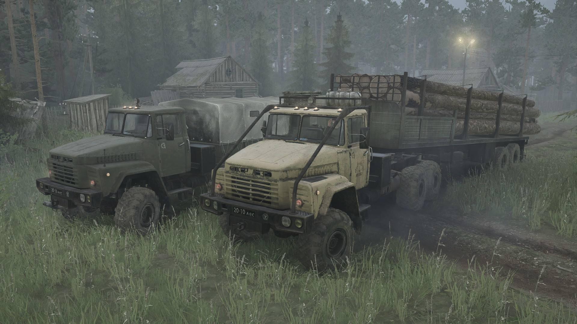Краз-260/260В
