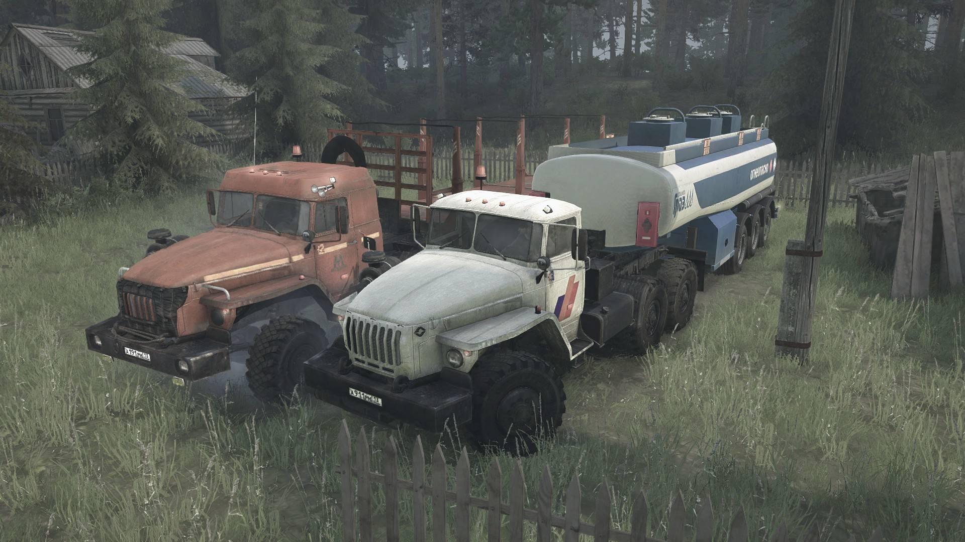 Урал-44202/44202-41