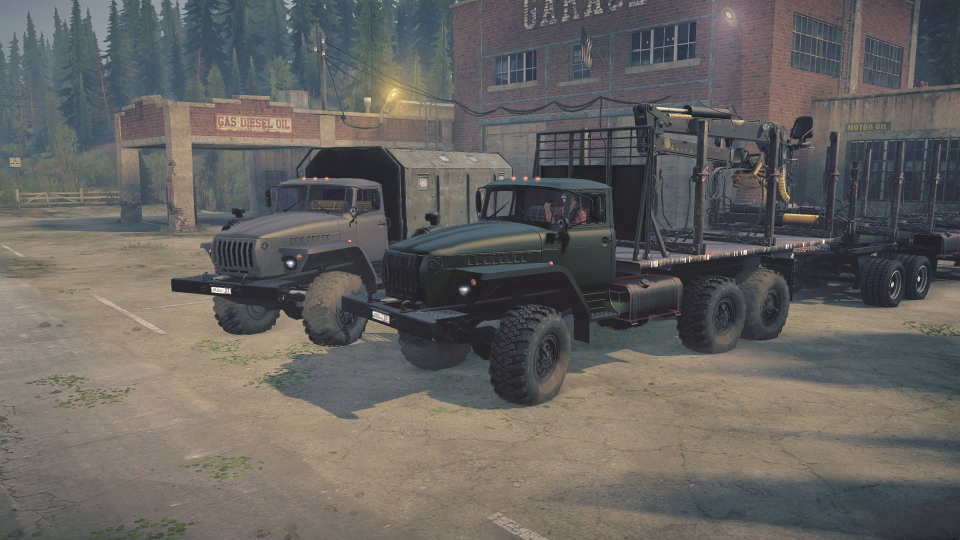УралАЗ-4320-41