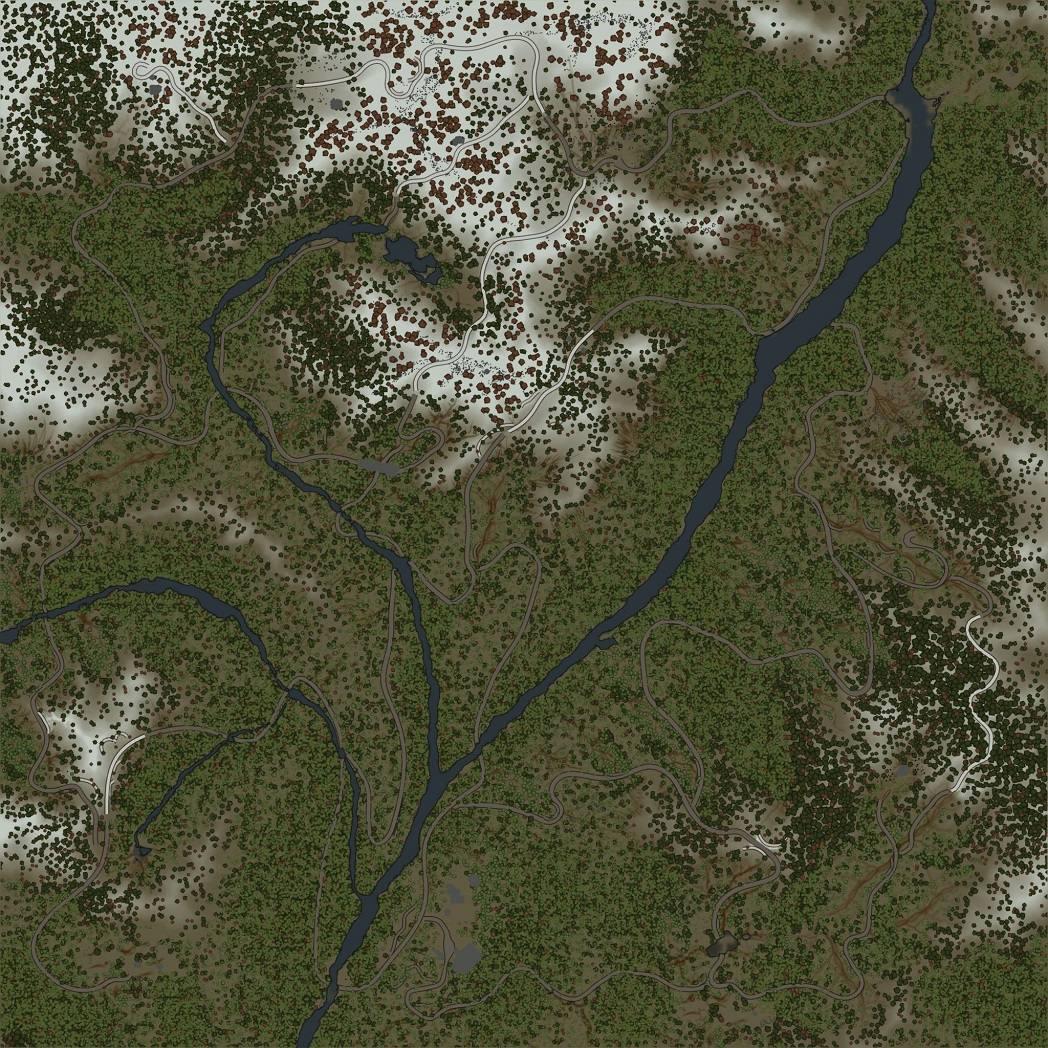 Карта «19рус Сибирь»