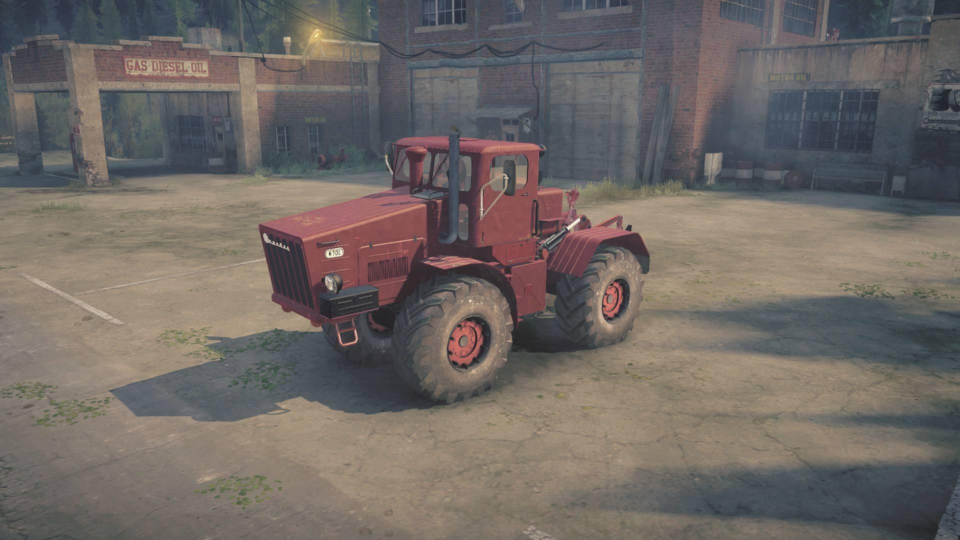 К-700 «Кировец»