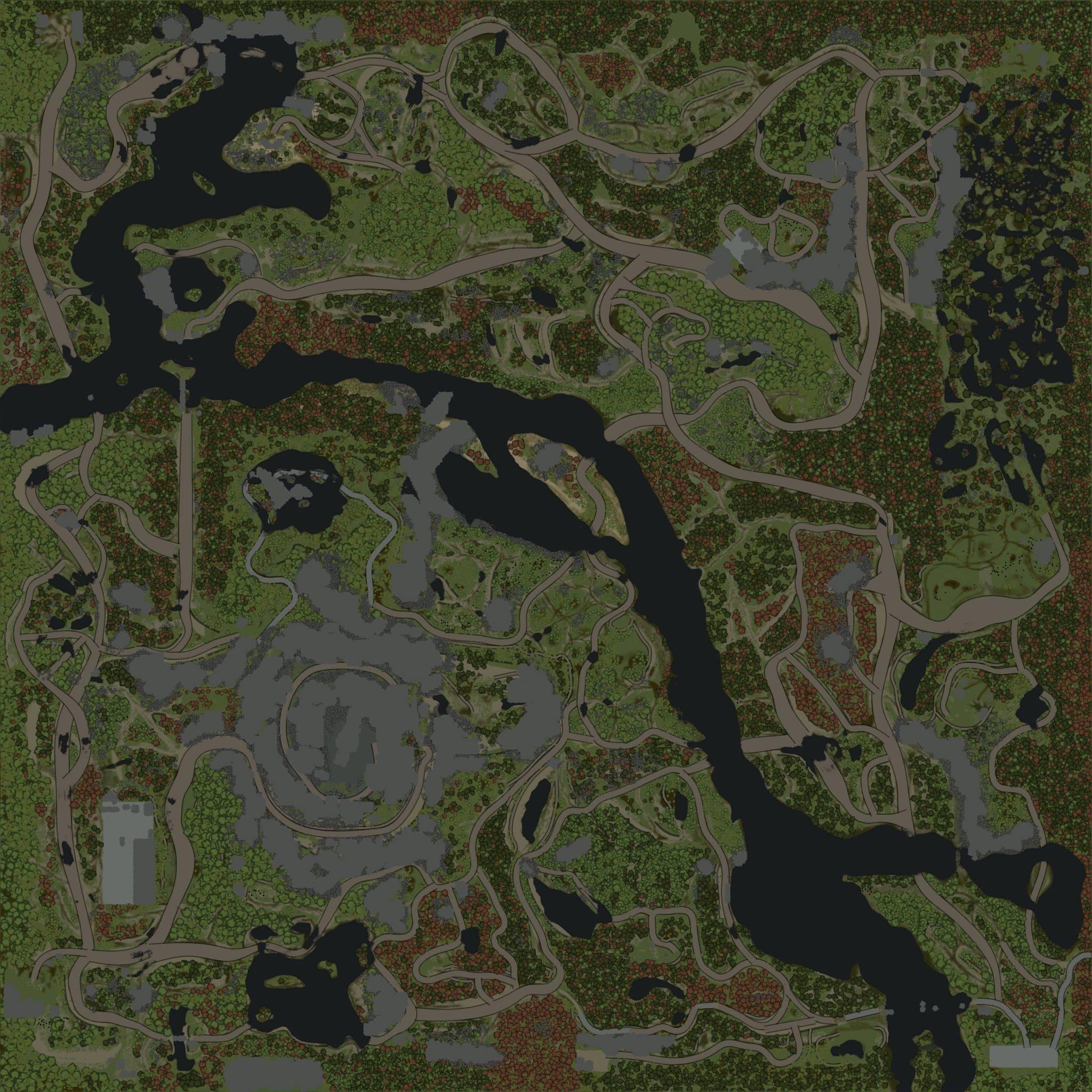 Карта «Начальник базы 5»