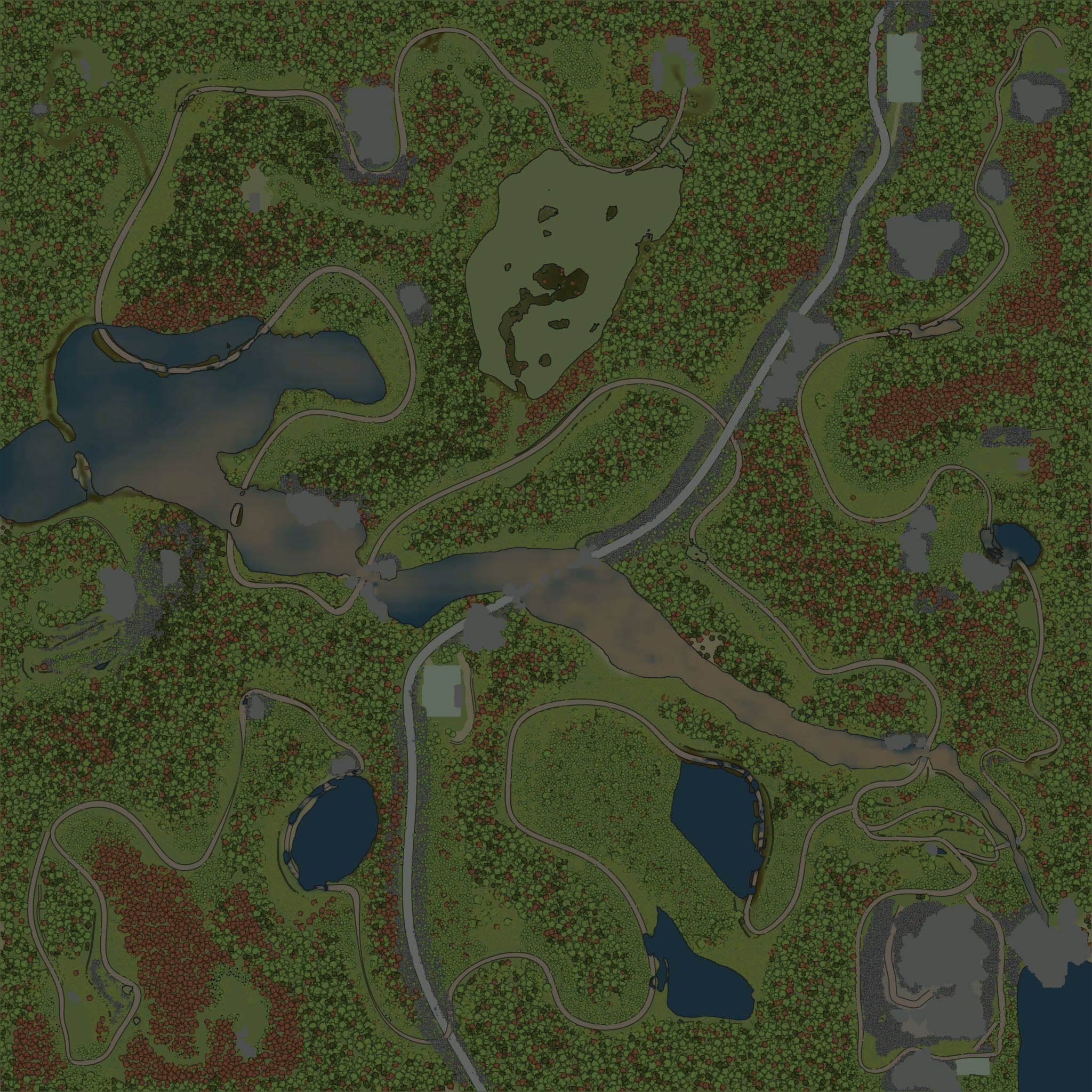 Карта «Начальник базы 2»