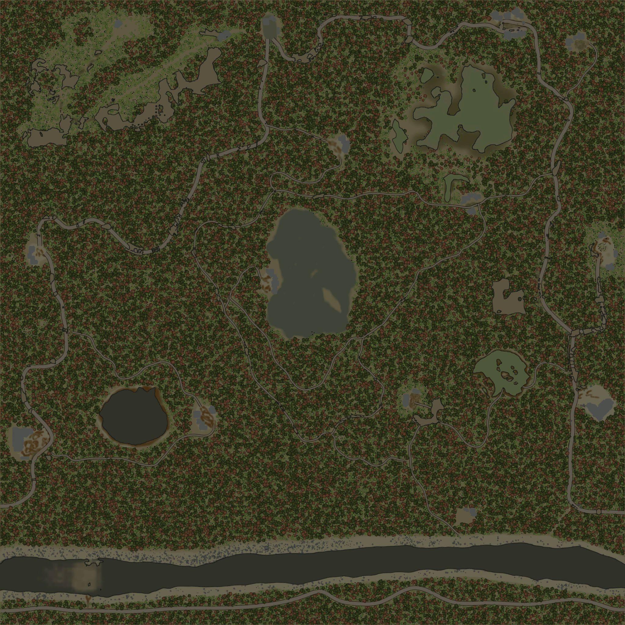 Карта «Very_Easy»