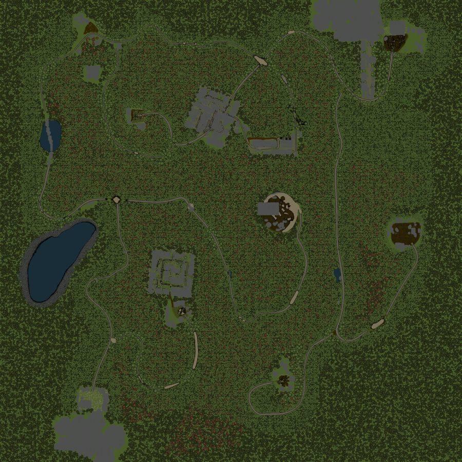 Карта «Как в страшном сне»