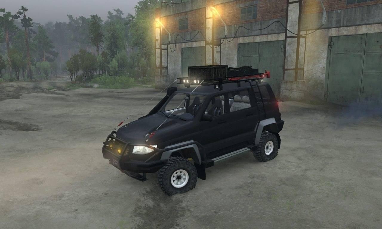УАЗ Патриот Concept