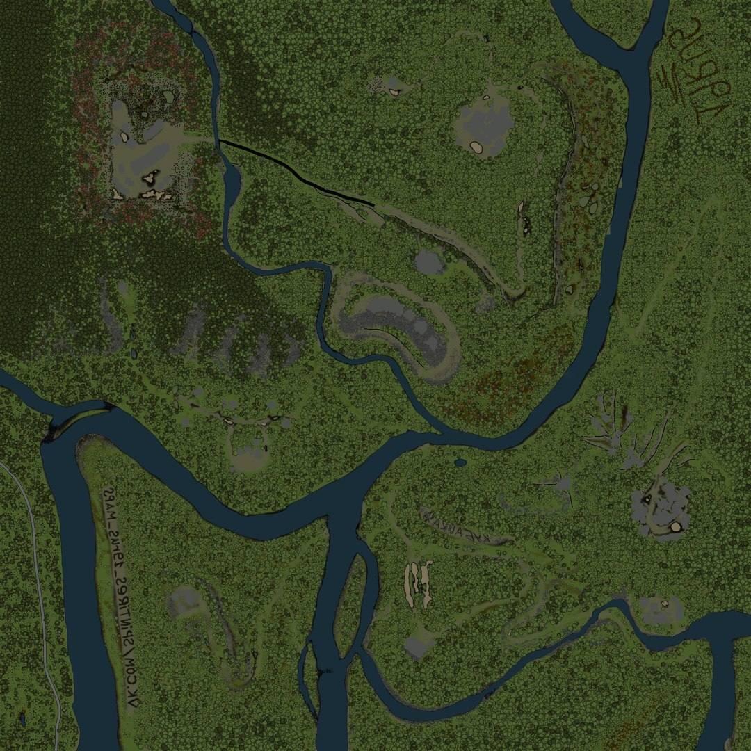 Карта «19rus Кубайка» (Перезагрузка)