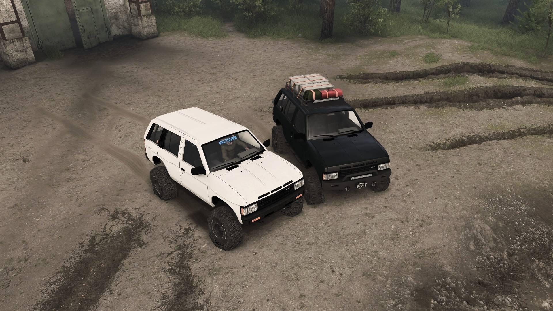 Nissan Pathfinder / Terrano