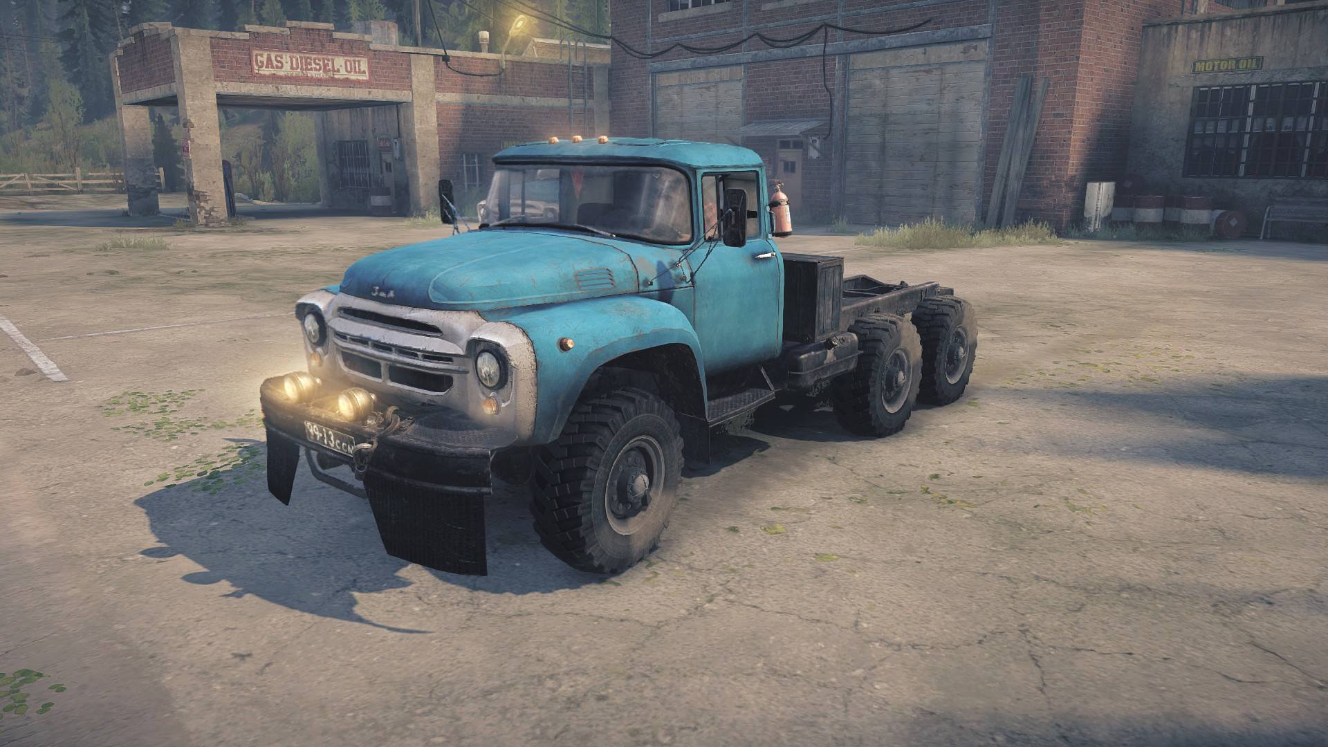 ЗиЛ-130 Offroad