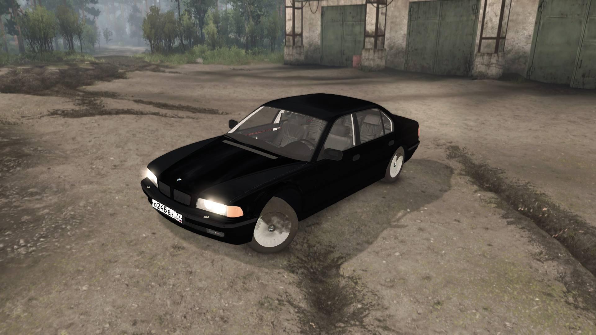 BMW 750LI E38