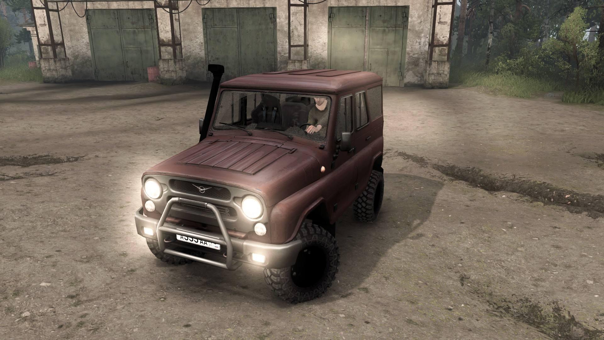 Уаз «Turbo Diesel»