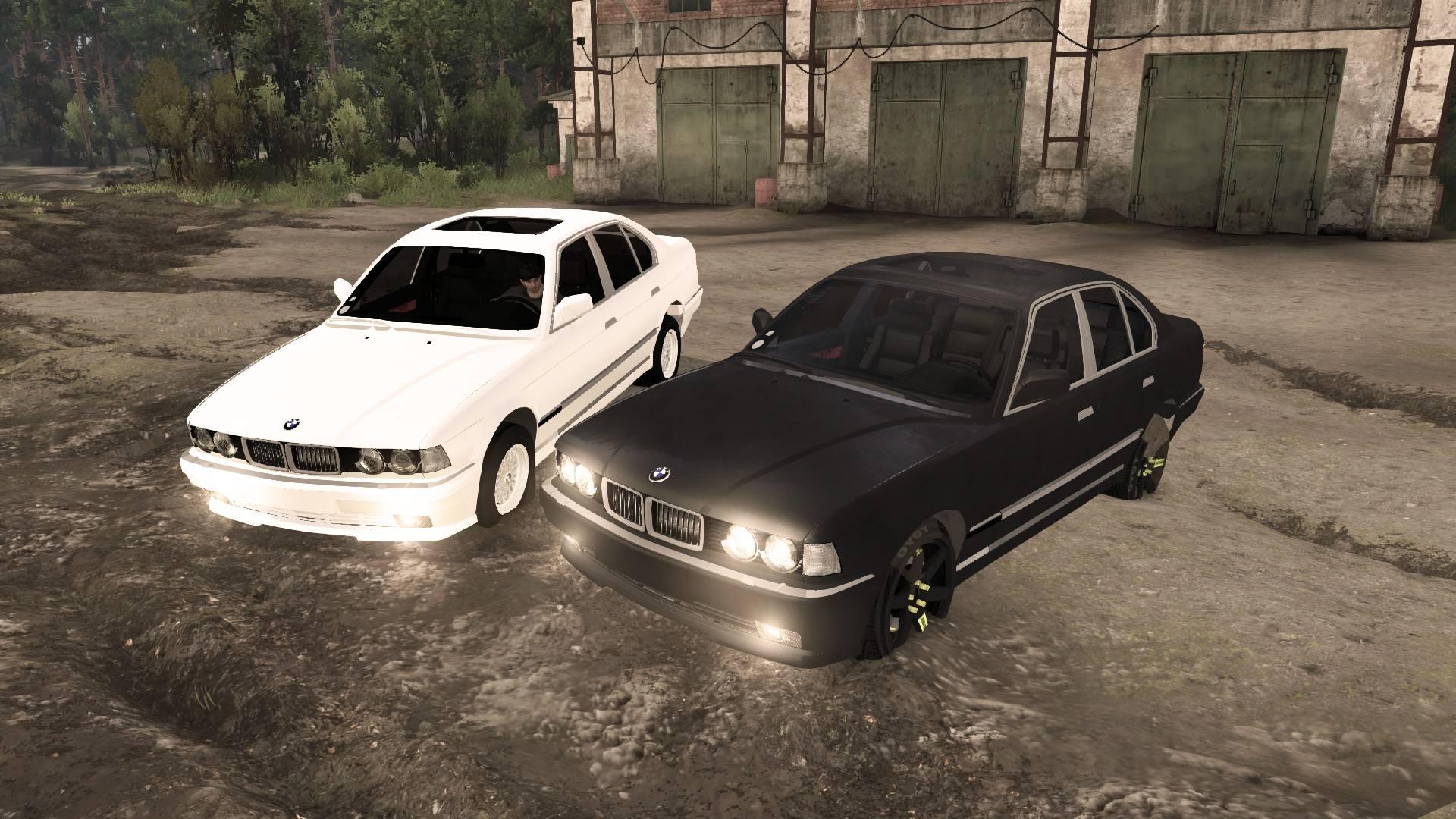 BMW 7-er E32