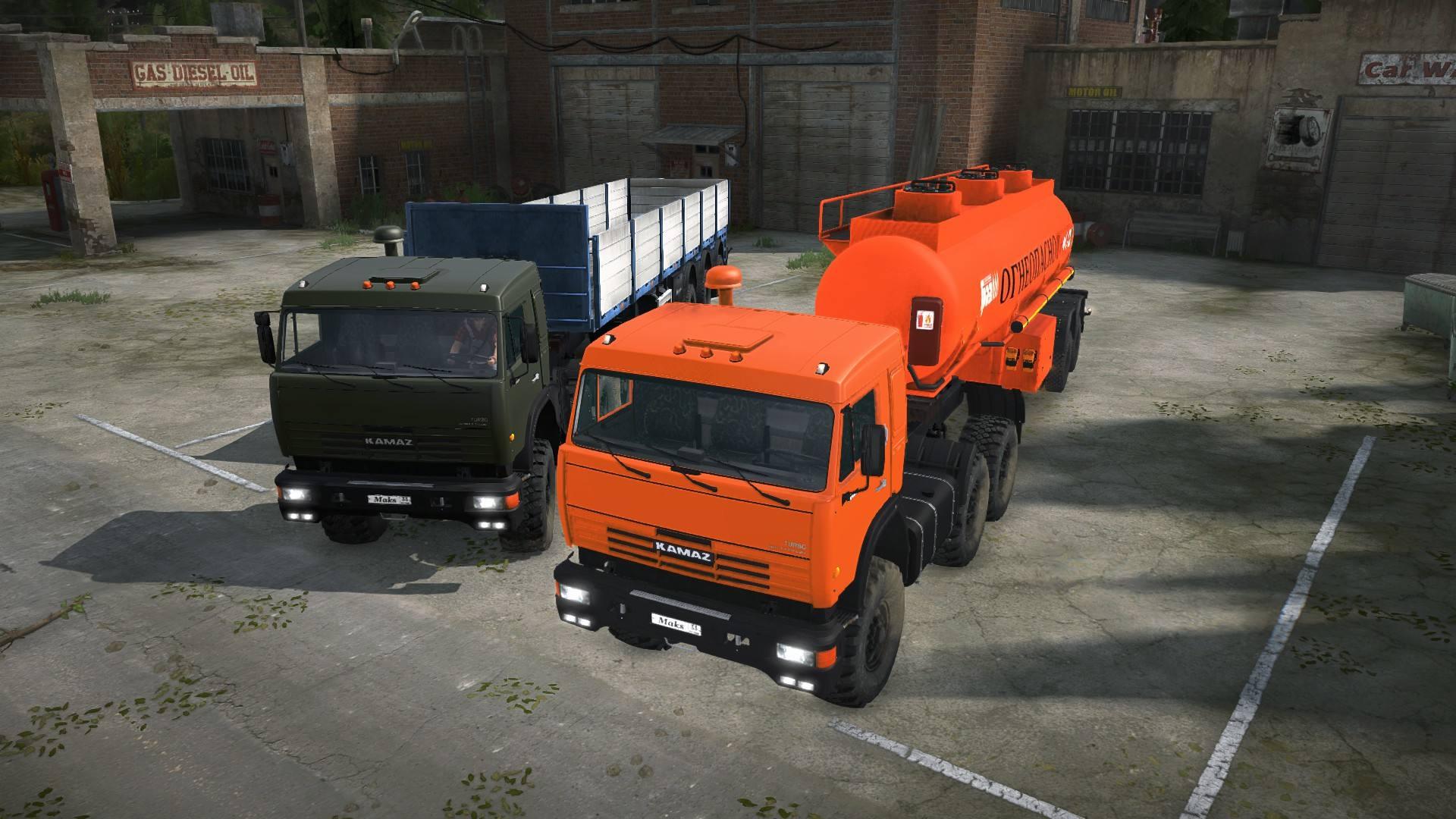 КамАЗ 54115, 54115-Turbo