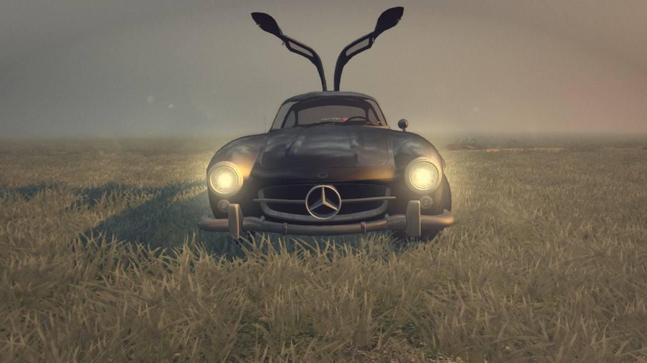 Mercedes-Benz W198 1955