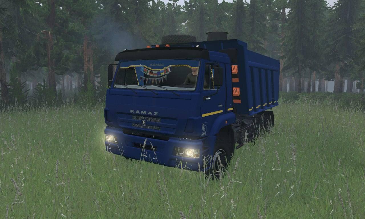 КамАЗ-6522М