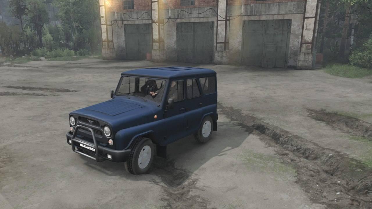 Уаз-315195 «Антигелик»