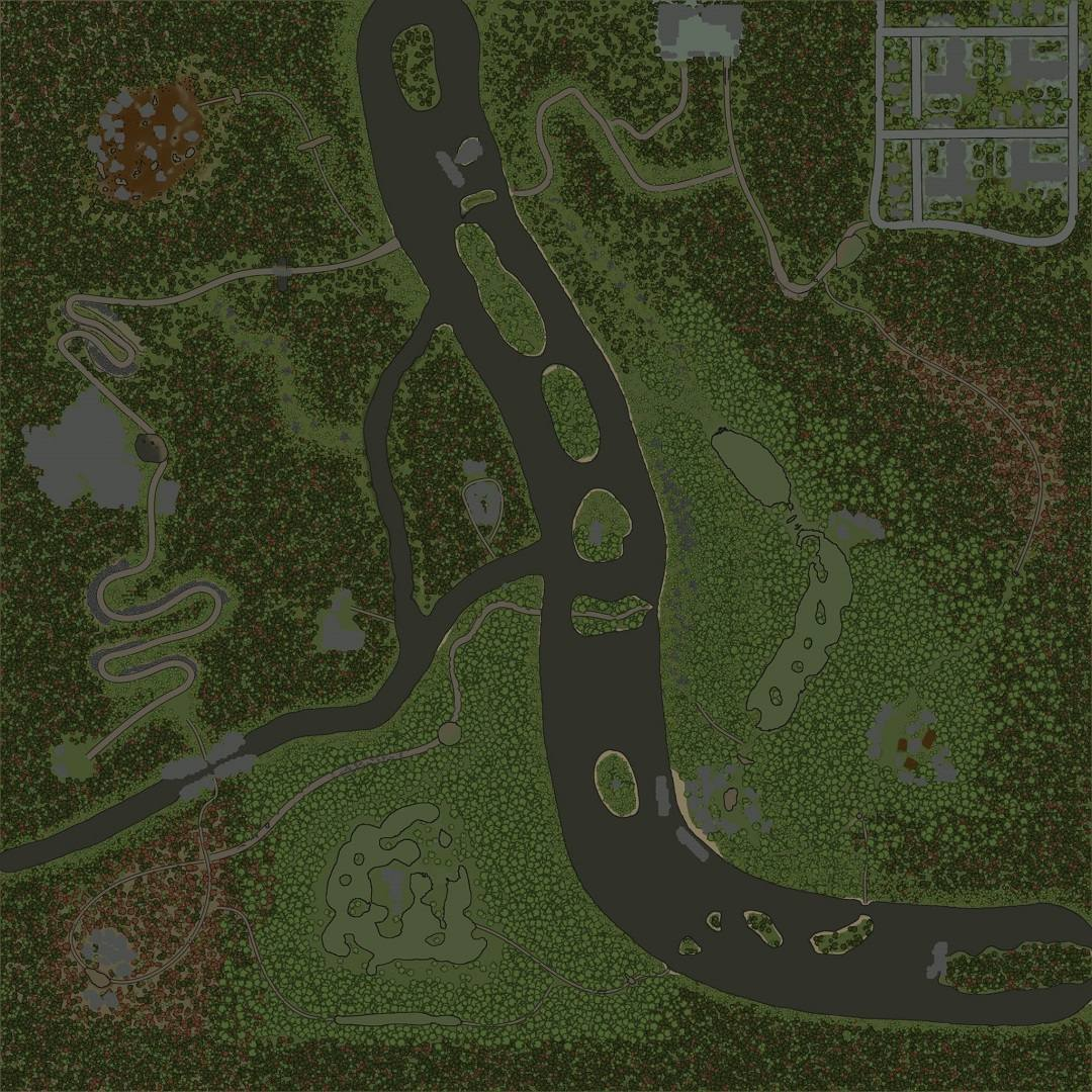 Карта «Короеды: Голимый контрабас»