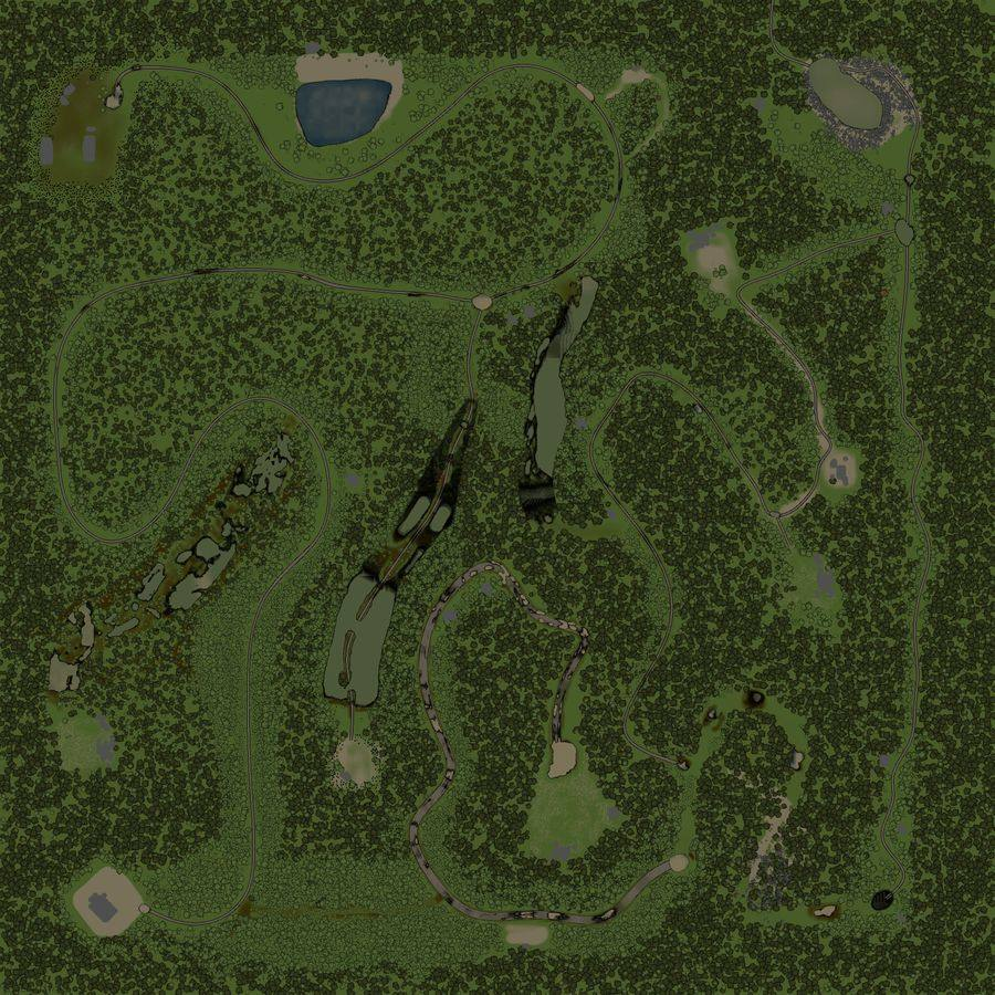 Карта «Hard Way»