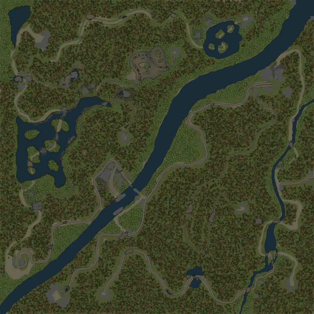 Карта «Диагональ»