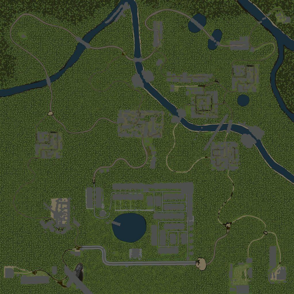 Карта «Кадыкчан»
