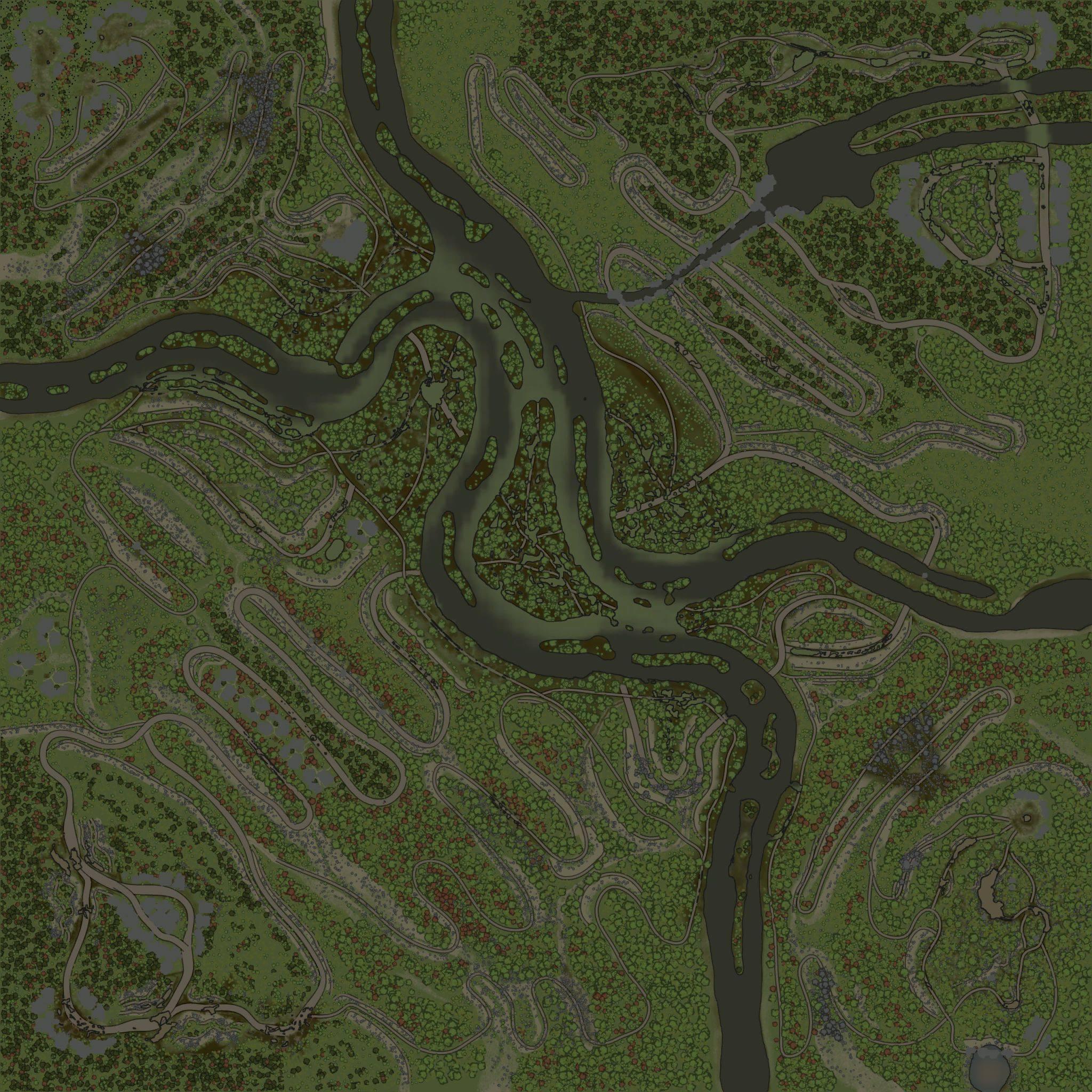 Карта «Короеды: Скудный ассортимент»