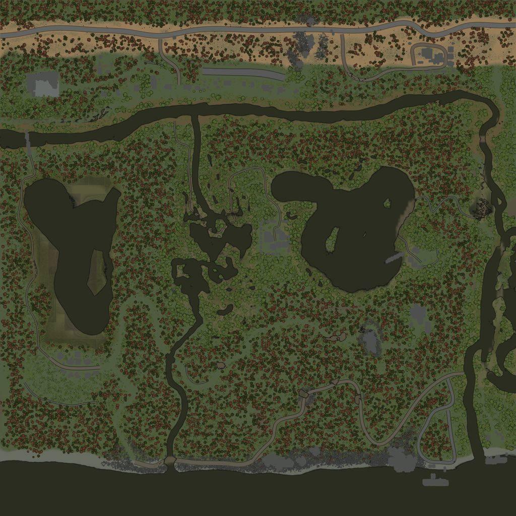 Карта «Крынка»