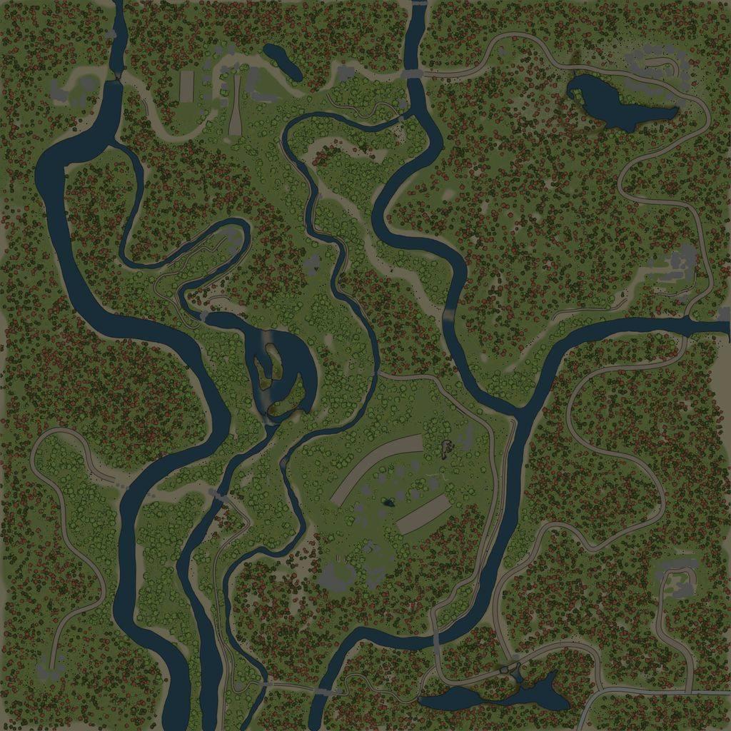 Карта «Старина»