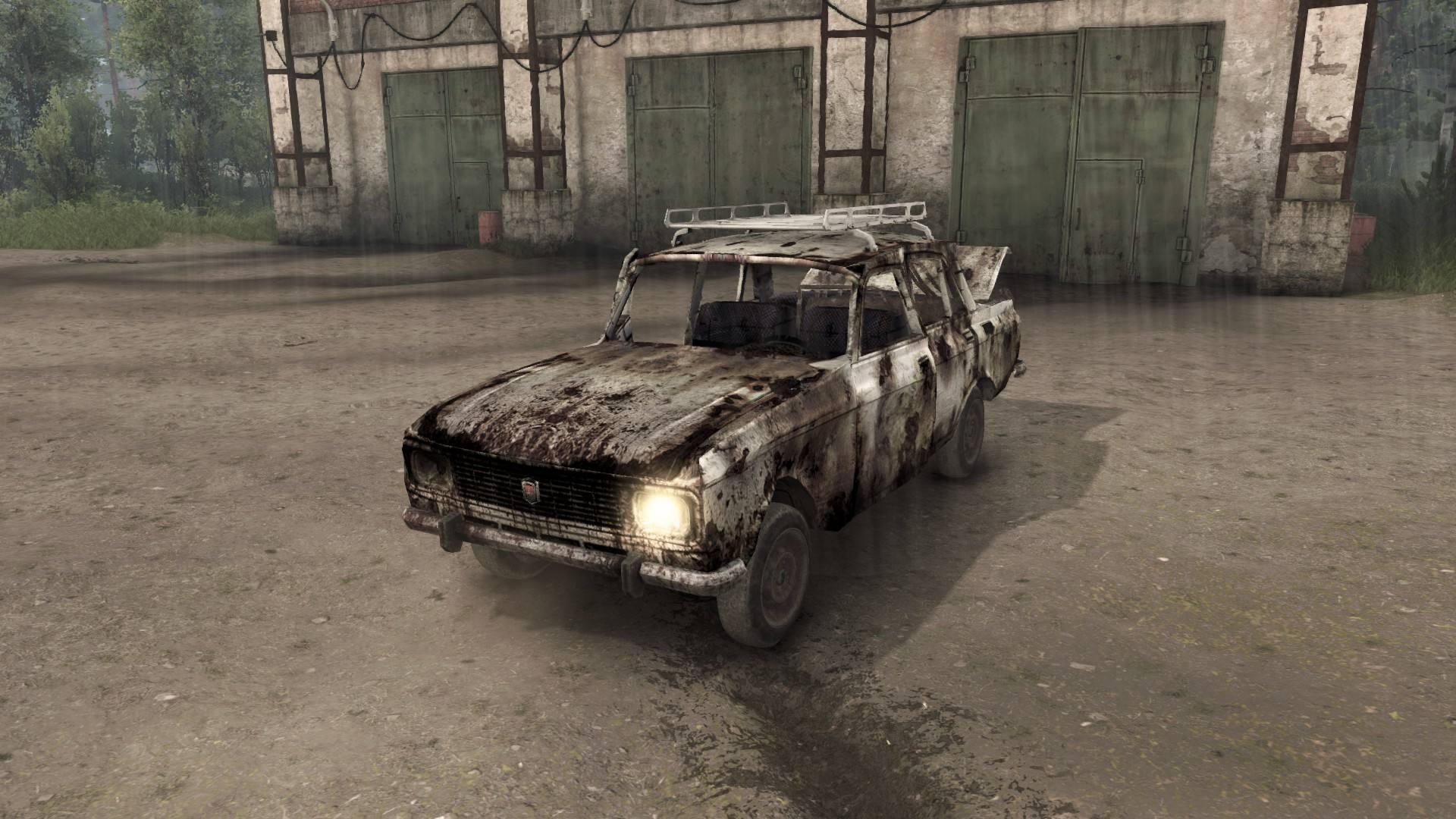 Москвич-2140 S.T.A.L.K.E.R