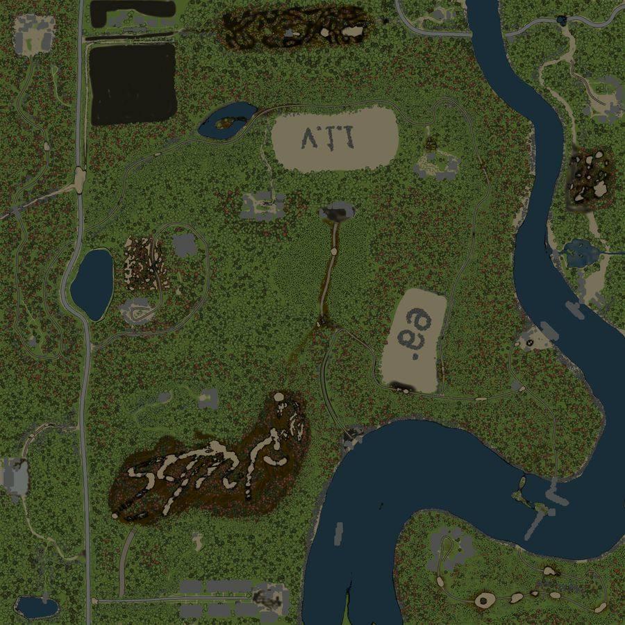 Карта «69 Волга»