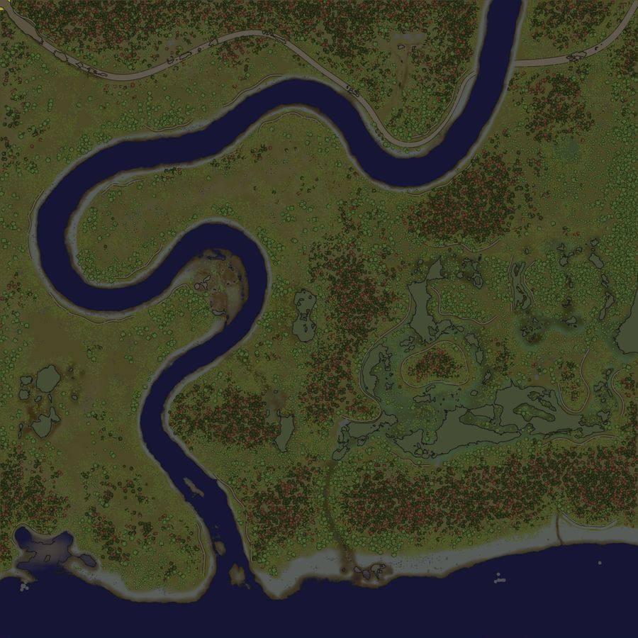 Карта «Маневры»
