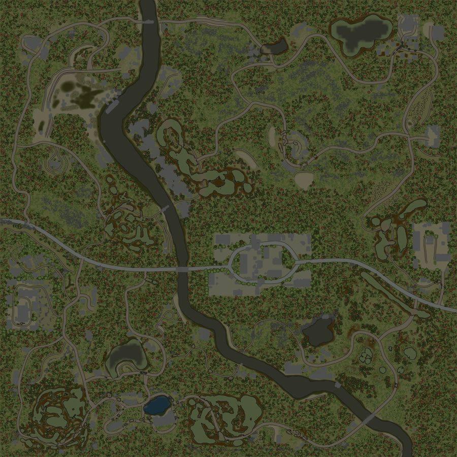 Карта «Застава»