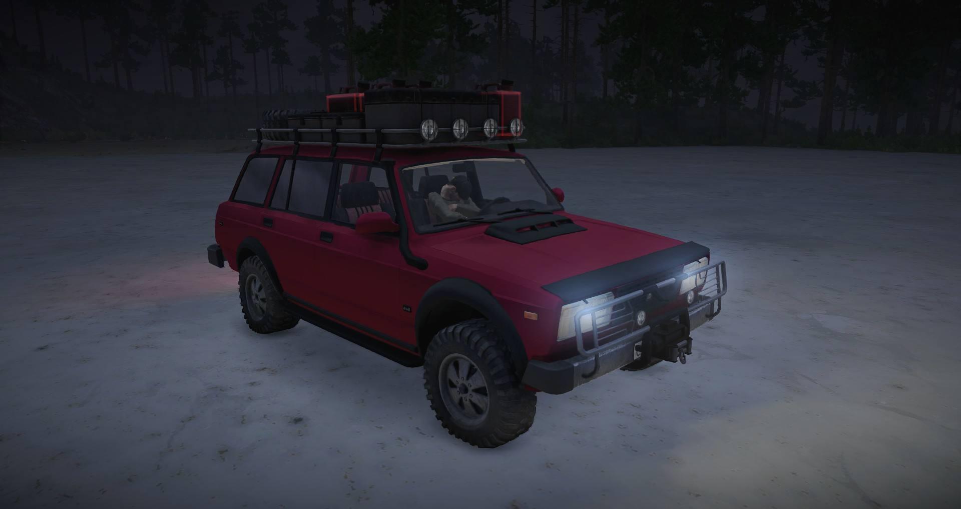 ВАЗ-2104 SVE