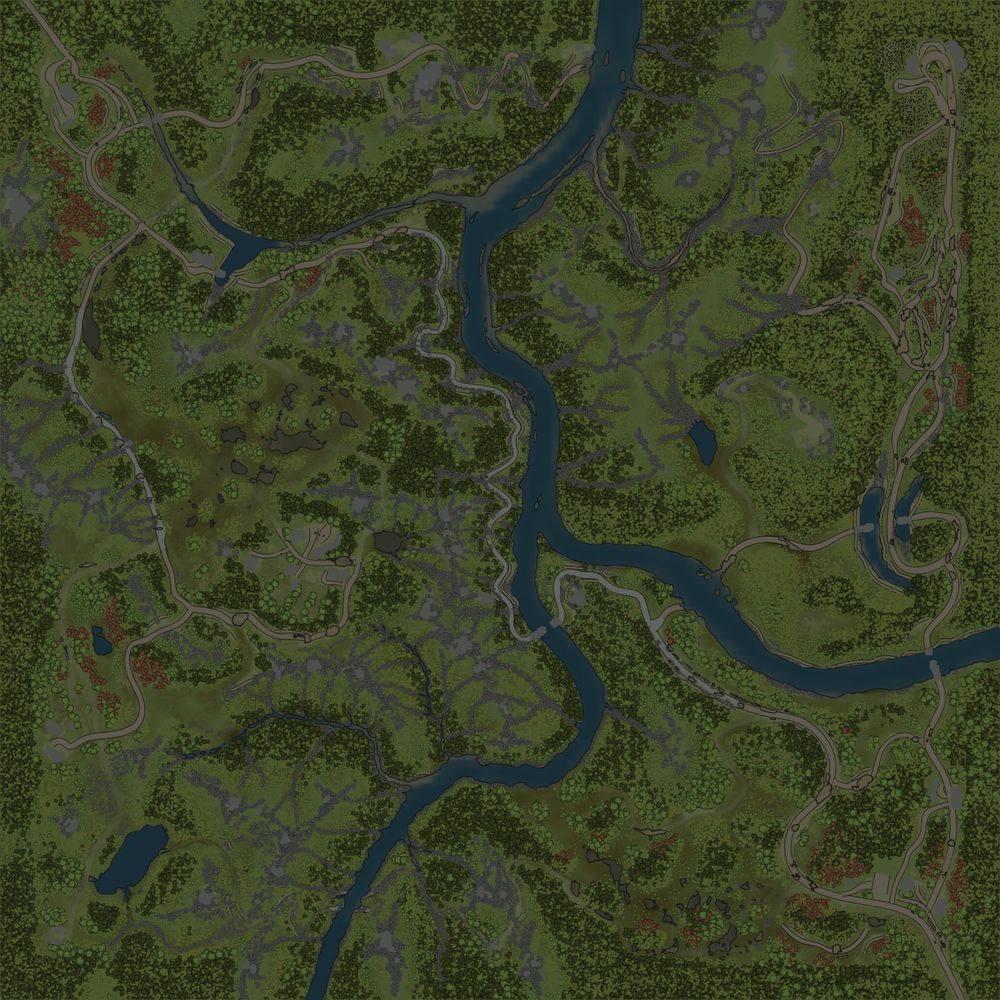Карта «Колыма»