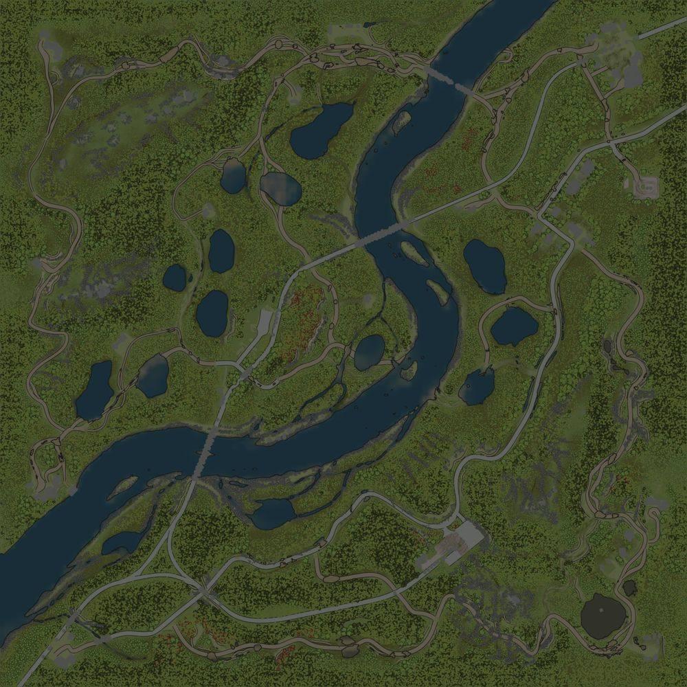 Карта «Маньпупунёр»