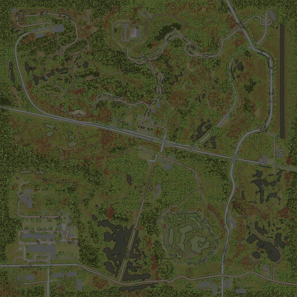 Карта «Янов»