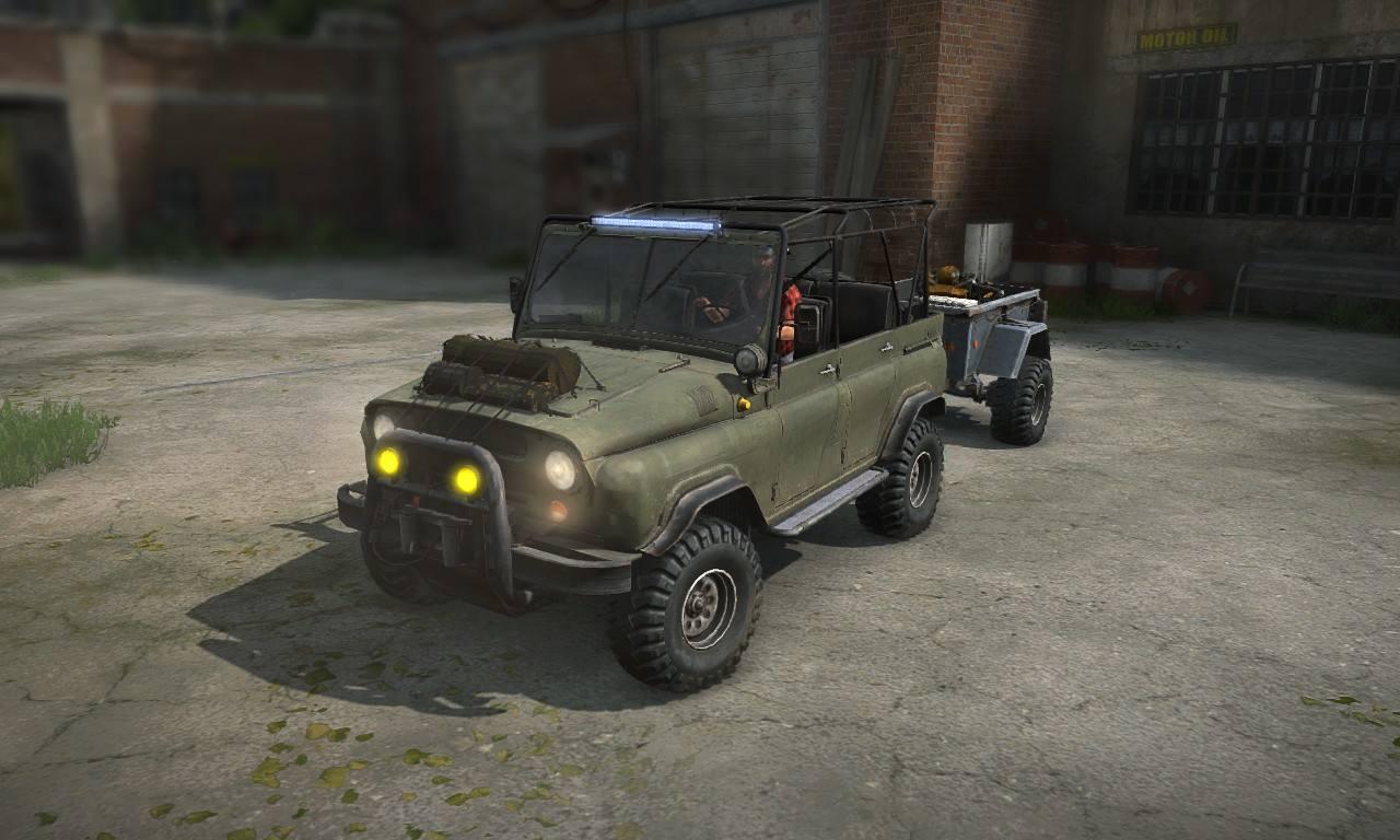 УАЗ-469 (Меченый)