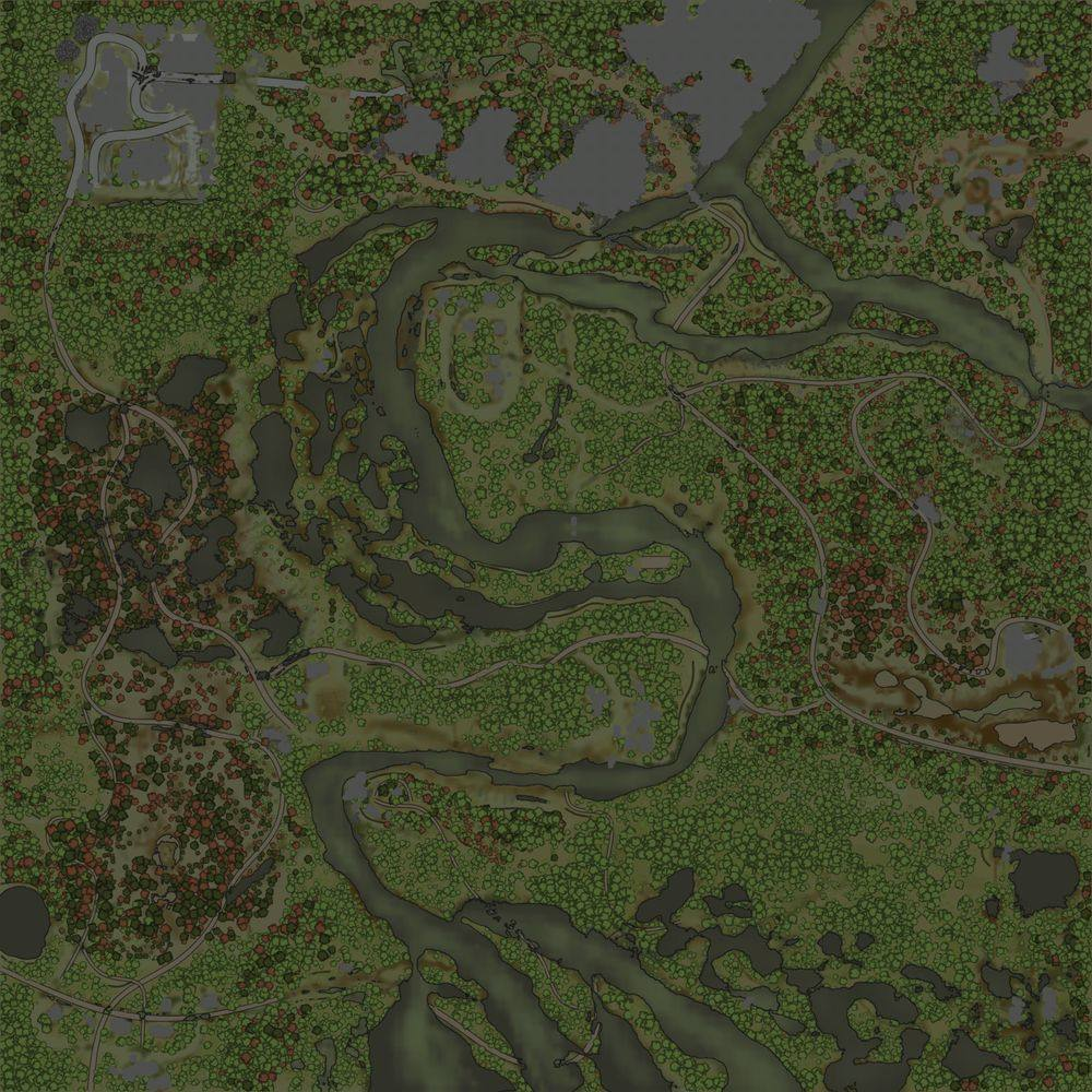 Карта «Динамитный:Начало»