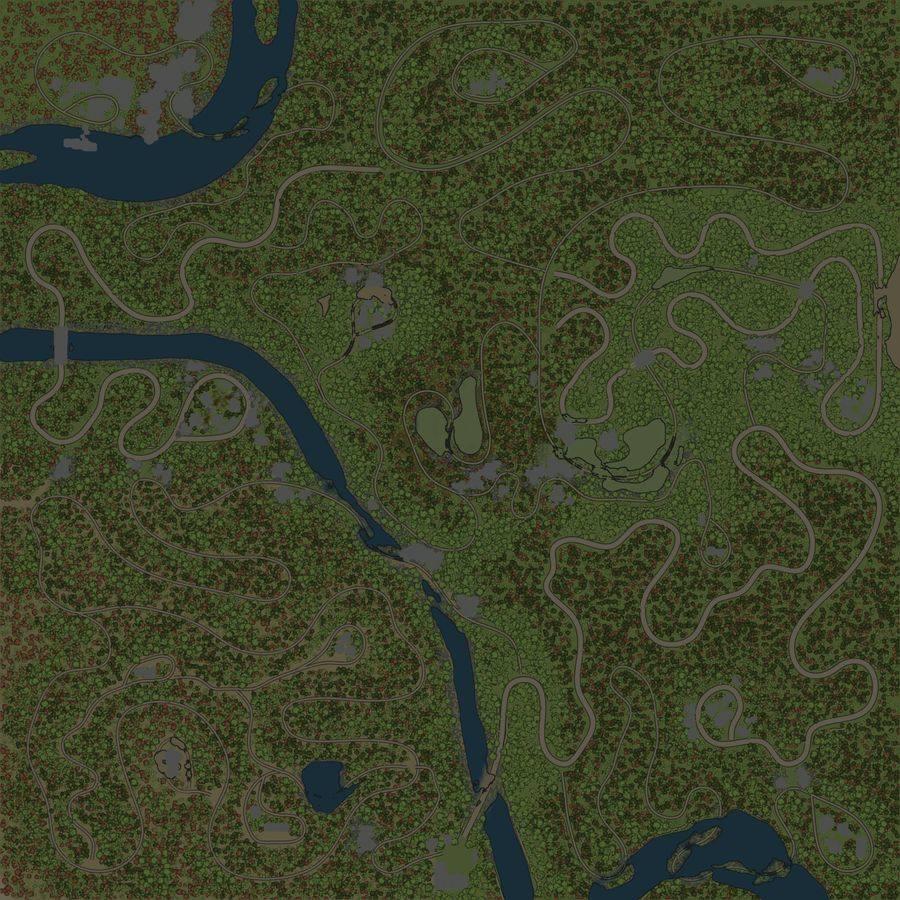 Карта «Irkutsk Scavenge»