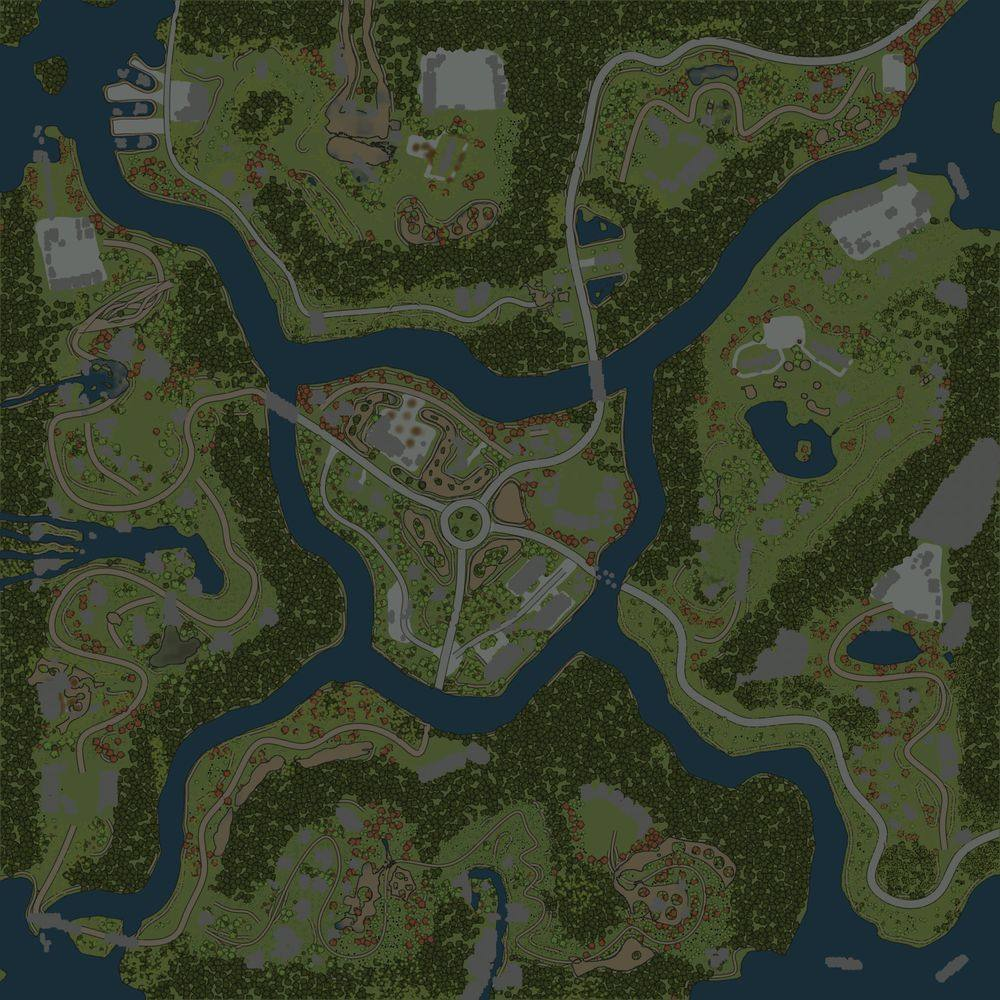 Карта «Курайстра»