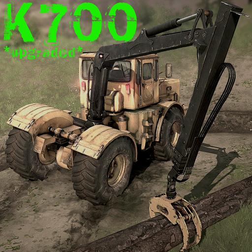 Кировец K700 «Обновлённый»