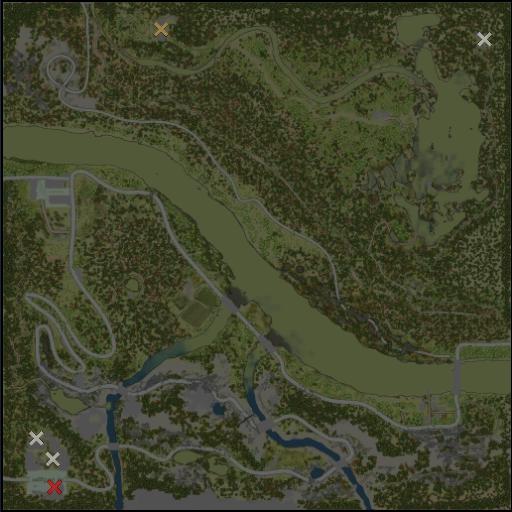 Карта «RoadTrip»