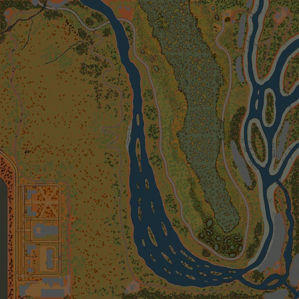 Карта «Autumn (Осень)»