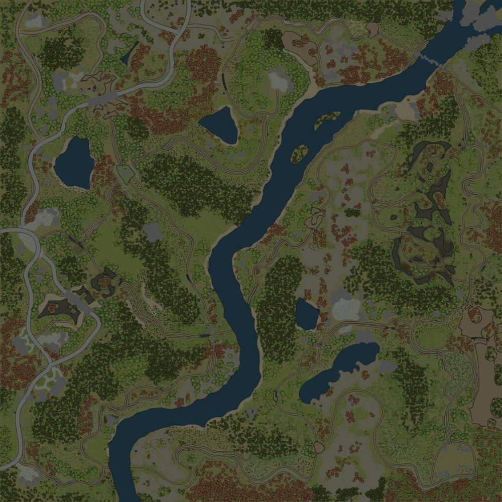 Карта «Ростока»
