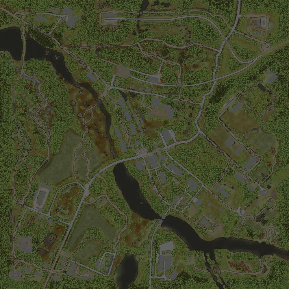 Карта «В Российской Глубинке 2»