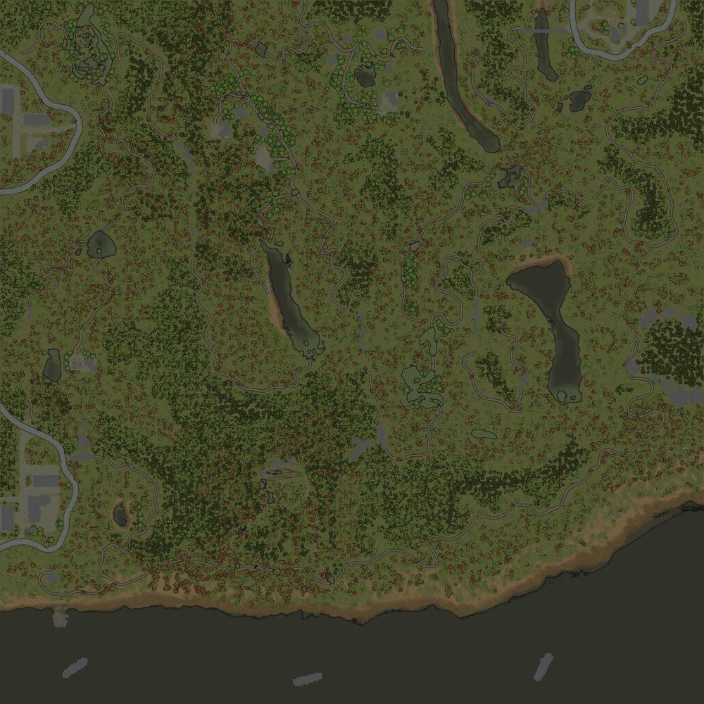 Карта «На краю»
