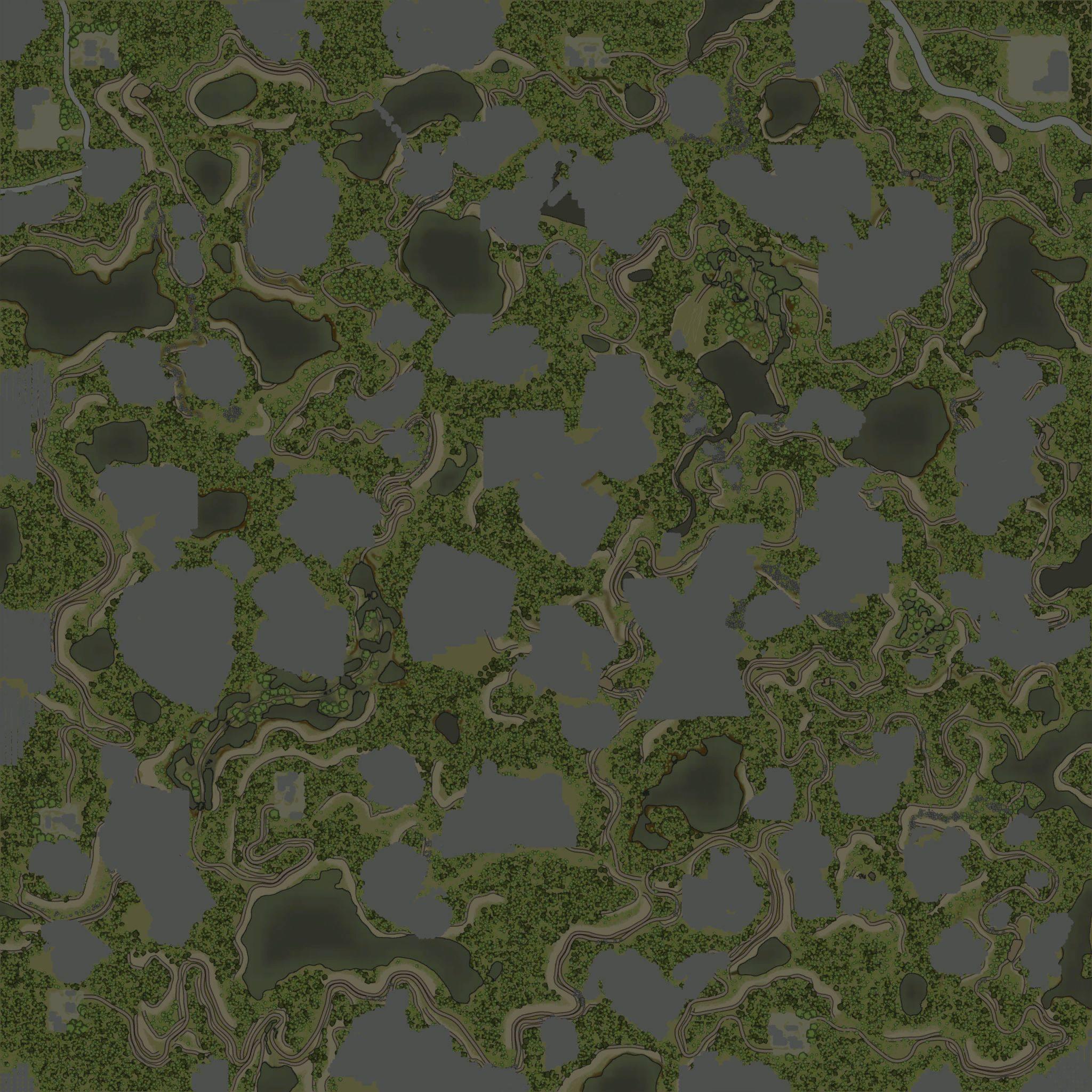 Карта «На краю 2»