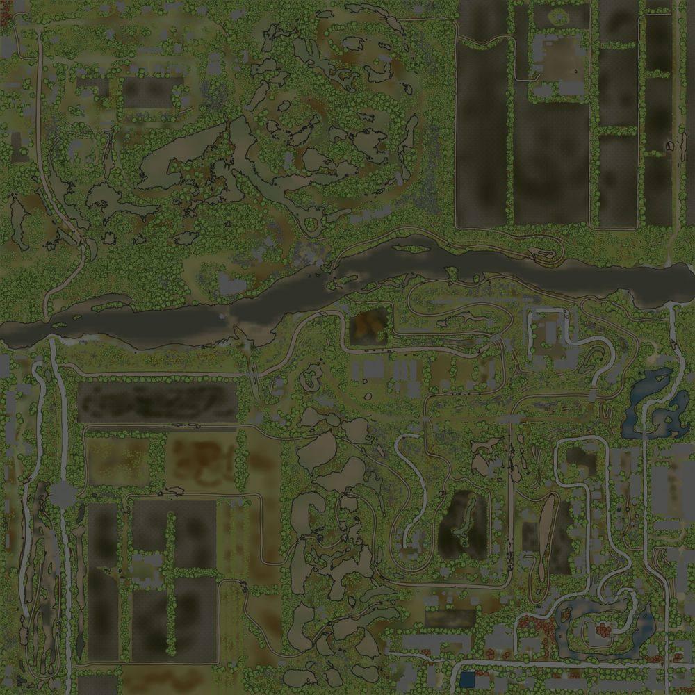 Карта «Туда и сюда»