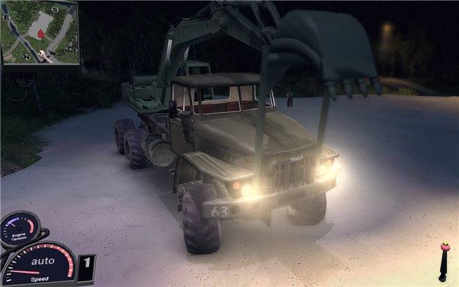Пак Аддонов для грузовиков