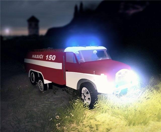 ТАТРА 148 Пожарная