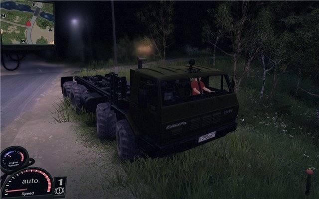 КрАЗ 6316 Сибирь